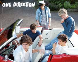 One Direction Car