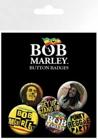 Poster - Marley, Bob One Love
