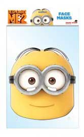 Poster - Despicable Me 2 - Minion Dave Maske