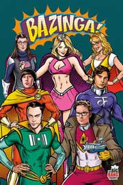 Poster - Big Bang Theory