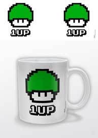 Poster - Nintendo 1 Up