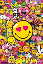Poster - Smiley