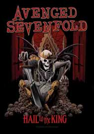 Poster - Avenged Sevenfold  Hail to the King