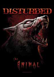 Poster - Disturbed  The Animal