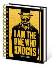 Breaking Bad I am the one who knocks