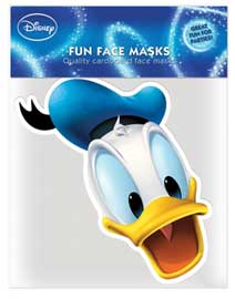 Poster - Disney Donald Duck - Maske