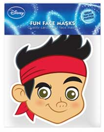 Jake and the Never Land Pirate Jake - Maske