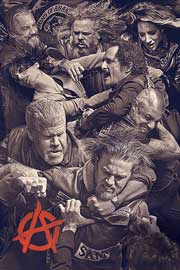 Poster - Sons of Anarchy