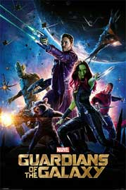 Guardians of the Galaxy  One Sheet