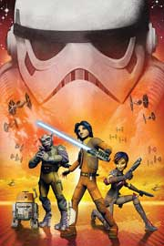 Poster - Star Wars Rebels - Empire M1