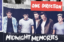 One Direction Midnight Memories 2