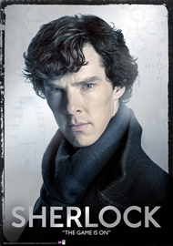 Sherlock  Metallic – Close