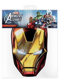 Poster - Marvel Iron Man - Maske