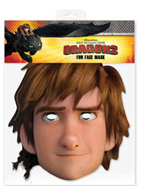 Poster - Dragons  How to Train Your Dragon – Hiccup - Maske