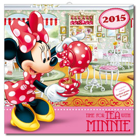 Poster - Disney Minnie Kalender 2015