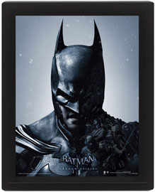 Poster - Batman  Arkham Origins - Batman/Joker