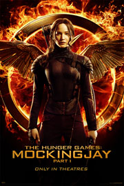 Poster - Hunger Games, The