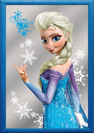 Poster - Frozen Snow Queen Elsa