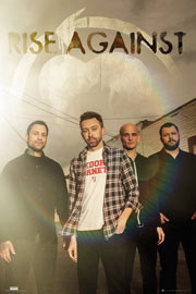 Poster - Rise Against
