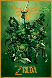 Poster - Legend of Zelda, The