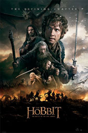Poster - Hobbit, The BOTFA - One Sheet