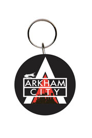 Poster - Batman  Arkham City - Logo