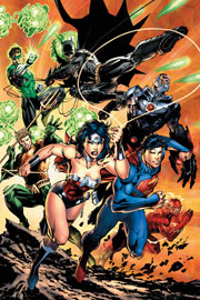 Poster - DC Comics Justice League Charge