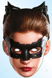 Poster - Batman The Dark Knight Trilogy - Catwoman Maske