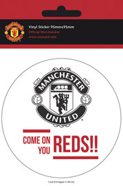 Poster - Fußball Manchester United - Come On