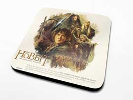 Poster - Hobbit, The Desolation of Smaug - Montage