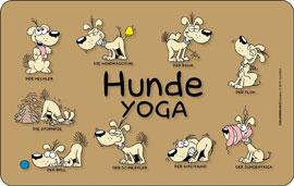 Hunde Sprüche. Yoga 7.90 U20ac