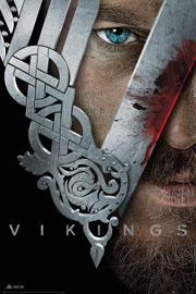 Poster - Vikings Key Art