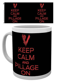 Poster - Vikings Keep Calm