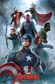 Poster - Avengers, The