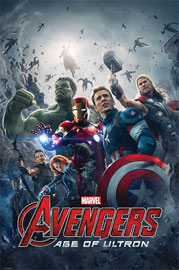 Poster - Avengers, The Age Of Ultron - One Sheet