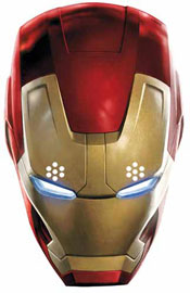 Poster - Avengers, The Iron Man - Maske