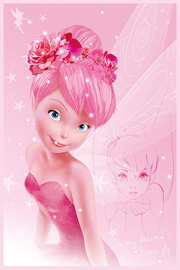 Disney Fairies - Tink Pink