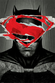 Poster - Batman vs Superman