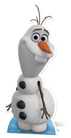 Poster - Frozen Olaf
