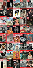 Poster - LIFE Magazine Covers