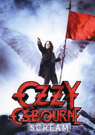 Poster - Ozzy Osbourne Scream