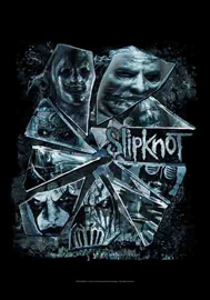 Poster - Slipknot Broken Glass
