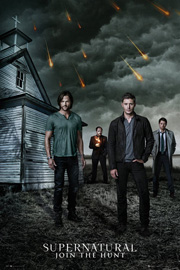 Poster - Supernatural Church