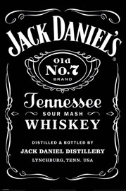 Poster - Jack Daniels Black Label