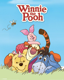Poster - Winnie The Pooh