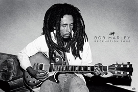 Poster - Marley, Bob Redemption Song