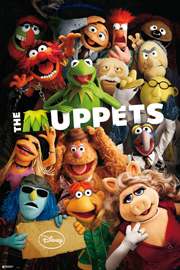 Poster - Muppets