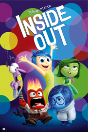 Poster - Inside Out