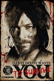 Walking Dead, The Daryl Wants You