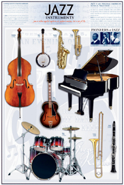 Educational - Bildung Jazz Instruments